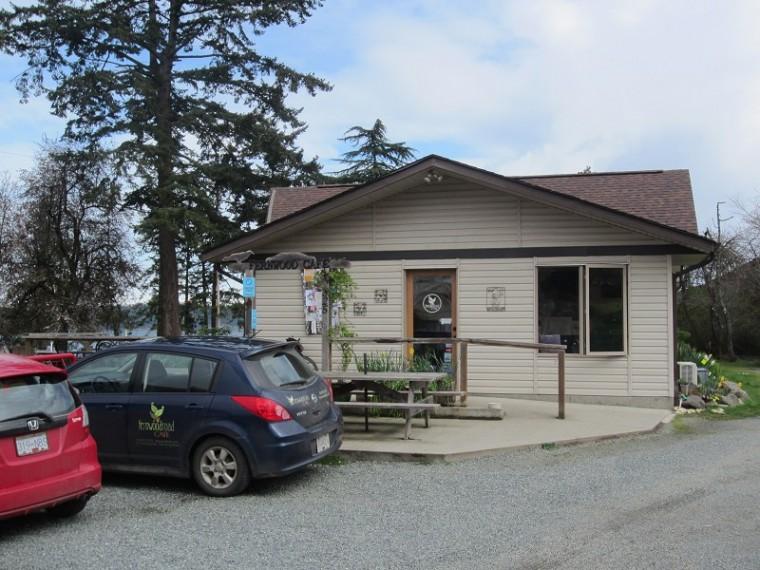 Fernwood Road Cafe Salt Spring Island Bc