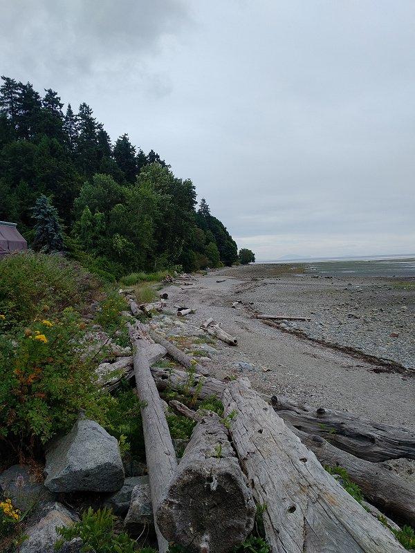 Crescent Beach 4 Pacific Northwest View