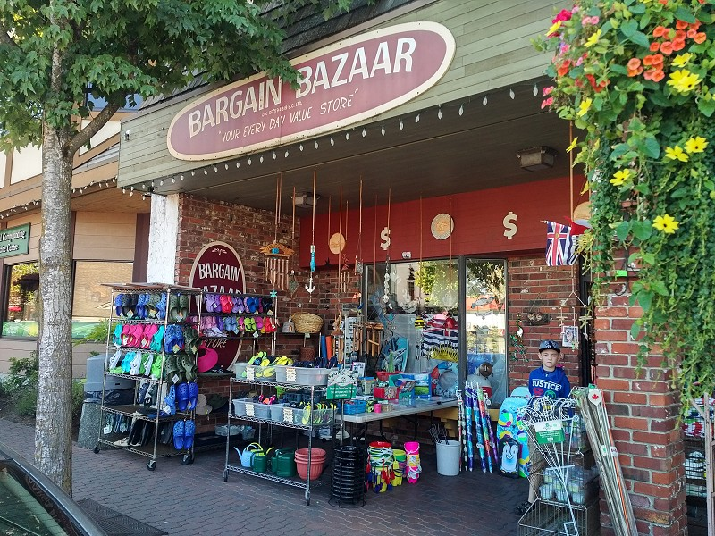 Bargain Bazaar Qualicum Beach