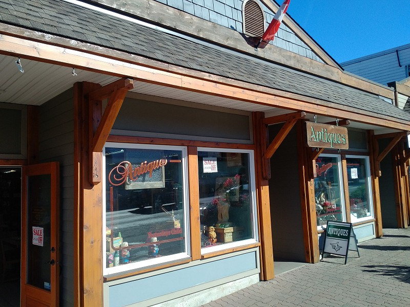 Qualicum Beach Antiques